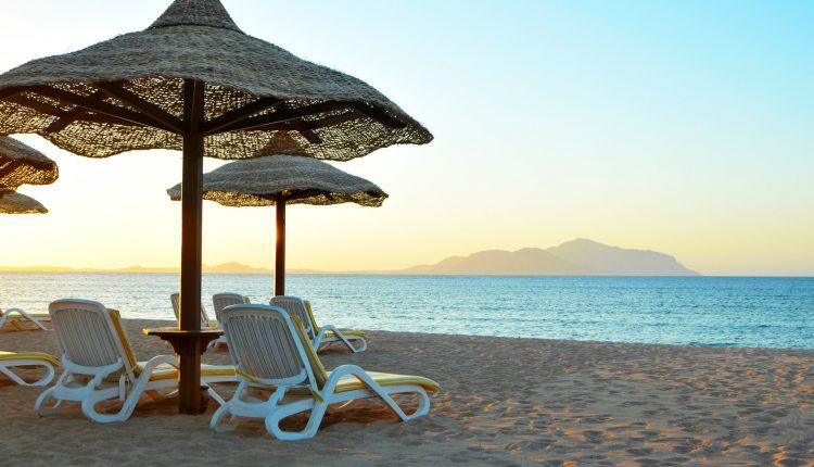 Eine Woche Hurghada im 5* Resort mit All in, Flug, Zugticket und Transfer ab 146€