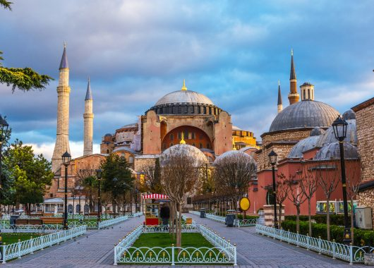 Istanbul: 3 Tage inkl. Flügen und Hotel ab 101€ pro Person