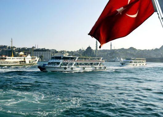 Hin- und Rücklfug mit Turkish Airlines von Deutschland nach Istanbul ab 109€