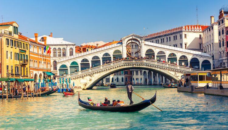 Günstige Flüge nach Venedig: Hin- und Rückflug ab 11€