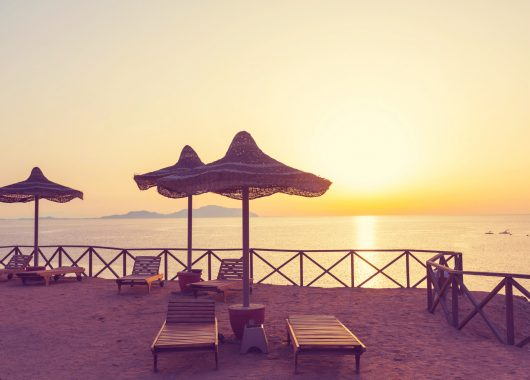 1 Woche Sharm el Sheikh im 4* Award-Hotel mit Aquapark, All In, Flug & Transfer ab 339€