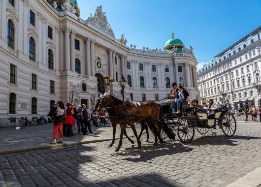 Januar: 3 Tage Wien im 4* Hotel mit Frühstück und Flug ab 156€