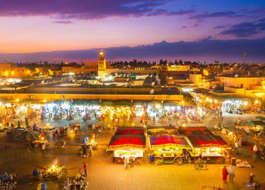 Marokko: 1 Woche Marrakech im 4*Hotel mit Flügen, Frühstück und Transfers ab 326€