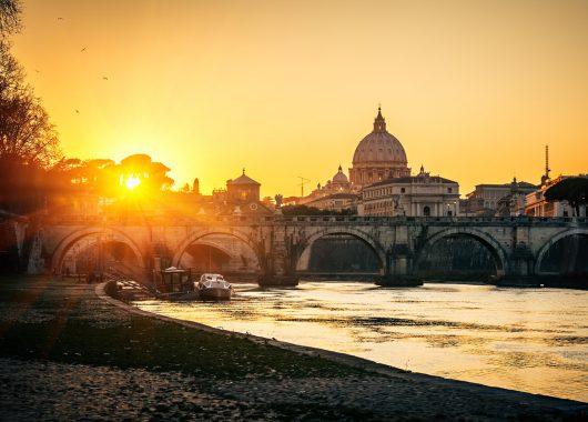 November – Februar: 4 Tage Rom im 4* Hotel inkl. Frühstück und Flug ab München für 222€