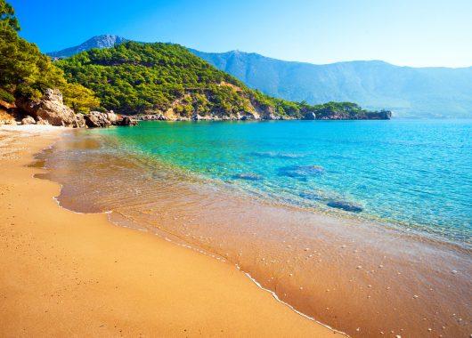 Türkische Riviera im Juni: 1 Woche im tollen 5*Hotel mit Flügen, Transfers und All Inclusive Verpflegung für 253€