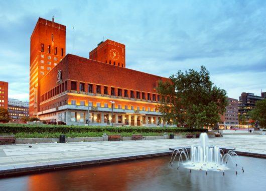 Silvester in Oslo: 2 Nächte im 3* Hotel inkl. Flügen ab 183€ pro Person