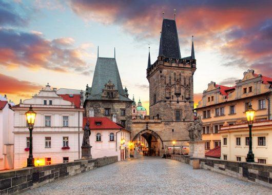 Prag: 3 Tage inkl. Hotel und Frühstück für 50€ pro Person (3 Hotels zur Auswahl!)