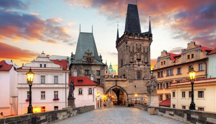 Im Winter nach Prag: 3 Tage im 4*Hotel mit Frühstück schon ab 45€ pro Person