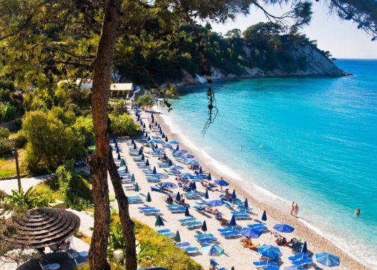 1 Woche Samos: 3* Hotel mit Frühstück, Flug, Transfer und Rail&Fly ab 298€