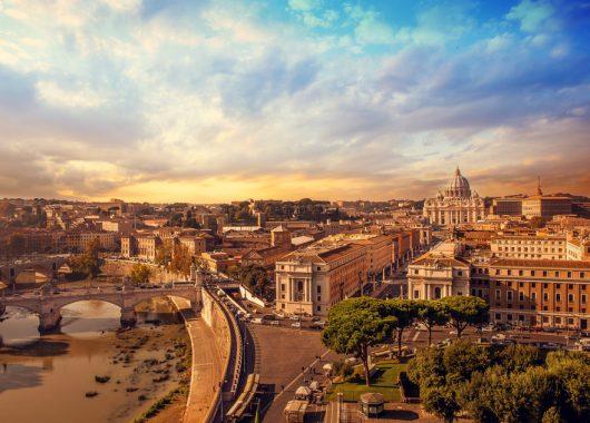 Wochenende in Rom: 3 Tage im guten 3* Hotel inkl. Frühstück ab 72€ pro Person