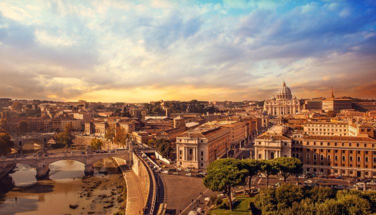 Schnäppchen: 3 Tage Rom inkl. Flügen, Hotel und Frühstück für nur 86€ p.P. ab Memmingen