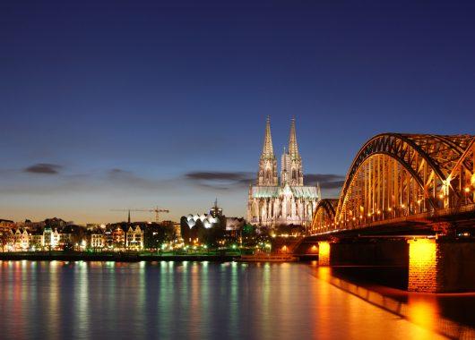 Silvester in Köln: Übernachtung im 3,5* Hotel mit Frühstück für 52,50€ pro Person