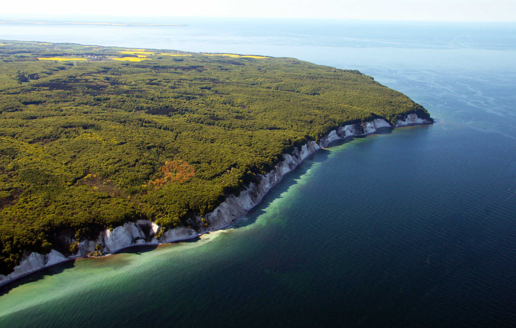 Kreideküste Rügen Ostsee