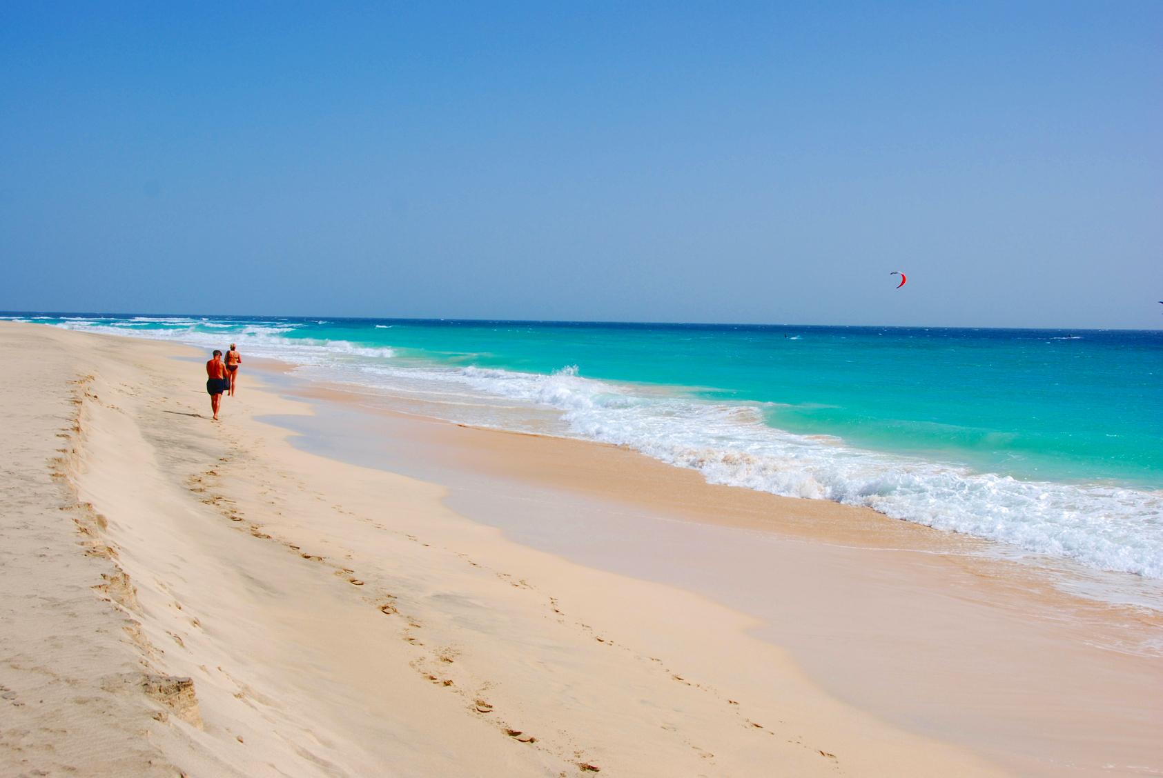 Kap Verde Kapverden Sal