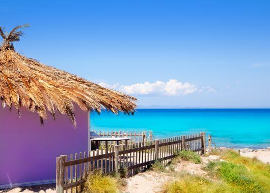 Formentera: 1 Woche im 3* Hotel inkl. Flug, Transfer und Halbpension ab 342€