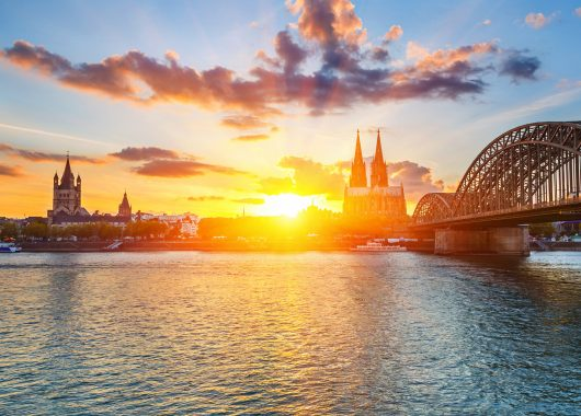 Singlereise: 3 Tage Köln im 4* Award-Hotel inkl. Frühstück, Spa & Late Check-out für 149,99€