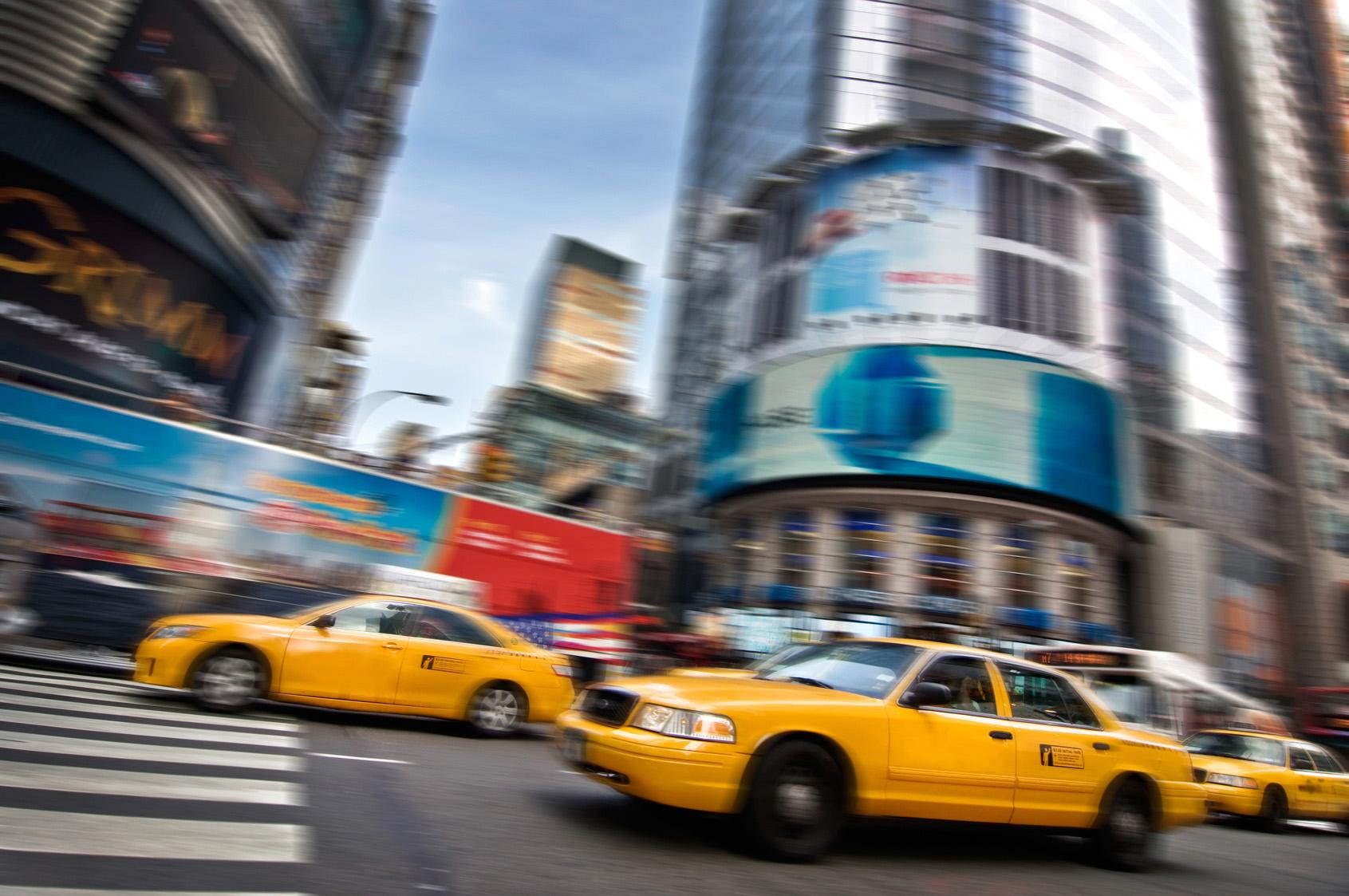Taxis - New York, USA