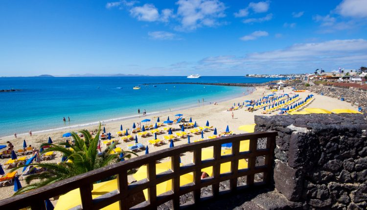 April – Juni: 7 Tage Lanzarote inkl. Apartment und Flug ab 252€