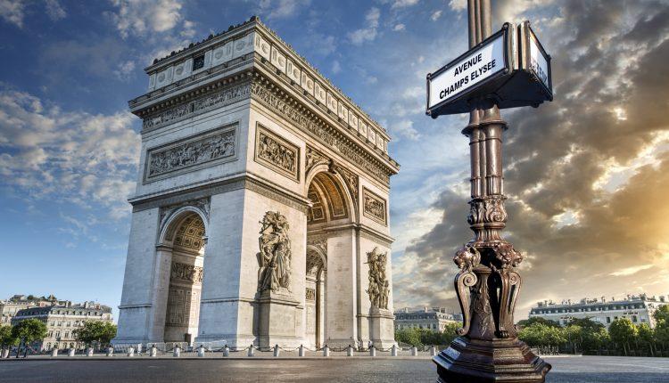 3 Tage Paris im 4* Hotel am Arc de Triomphe inkl. Frühstück für 119€ pro Person