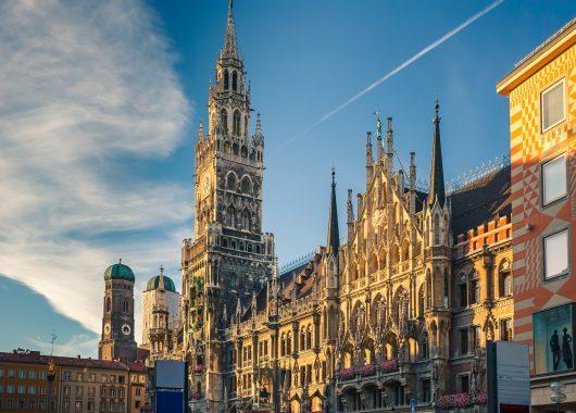 Pfingsten in München im 4* Hotel ab 86€ pro Person