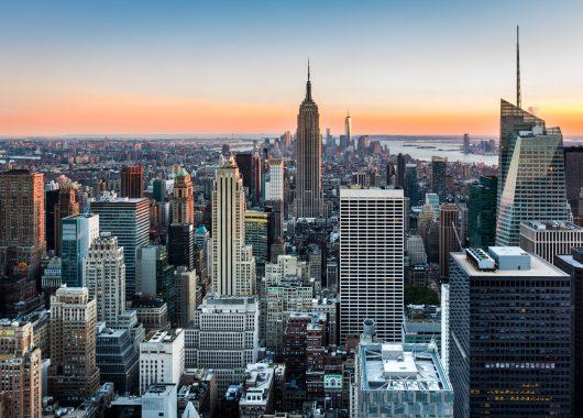 5 Tage New York im zentralen 3* Hotel mit Flug ab 444€