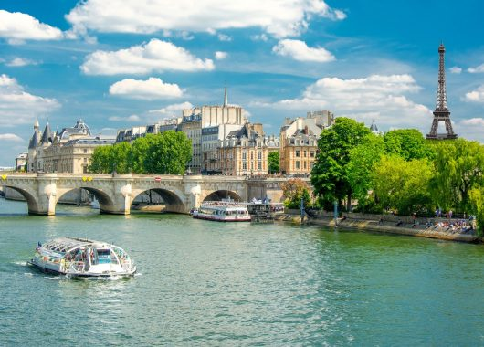 3 – 4 Tage Paris im 3* Hotel an der Seine inklusive Frühstück ab 70€ pro Person