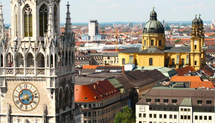 3 Tage München im zentralen 4* Hotel mit Frühstück und Wellness für 209,99€ zu zweit