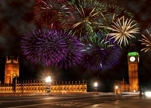 Silvester in London: 3 Tage im 3* Hotel inkl. Hin- und Rückflug ab 339€