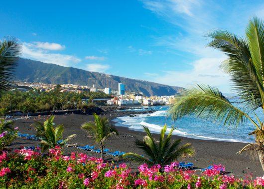10 Tage Teneriffa im 4* Hotel inkl. Flug, Transfer und Halbpension ab 444€