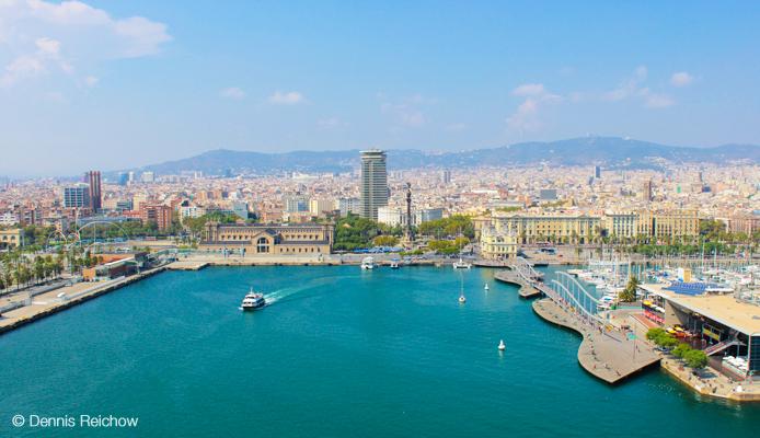 Reisebericht Barcelona: Die katalanische Metropole