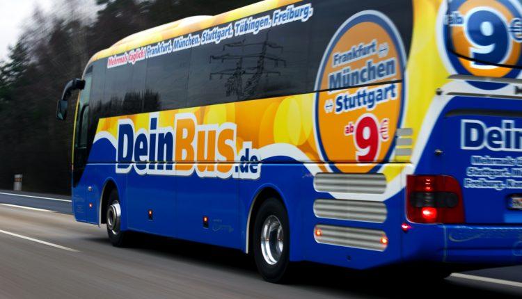 Gutschein für DeinBus.de: Hin- und Rückfahrt innerhalb Deutschlands ab 9€