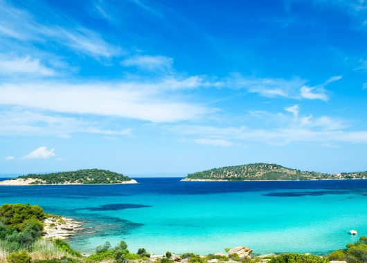 7 Tage Olympische Riviera im Oktober: 3,5* Hotel (100% Holidaycheck) inkl. HP und Flug ab 296€