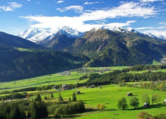 3, 4, 5 oder 8 Tage Österreich: 4*-Berghotel mit Halbpension, Grillabend, geführter Wanderung, Wellnessbereich & vielen Extras ab 119€