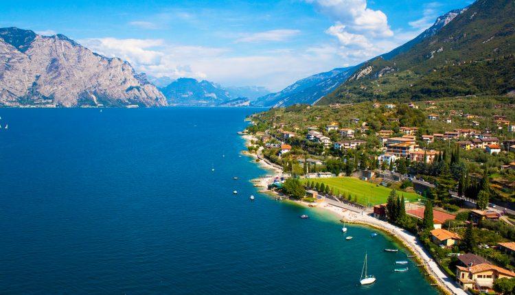 Idyllischer Gardasee: 4 bis 8 Tage im 3*Hotel mit Halbpension & Parkplatz ab 119€