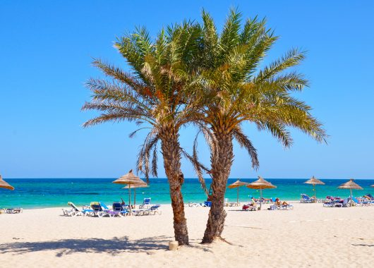 Lastminute nach Tunesien: 7 Tage All Inclusive in gutem 3* Hotel inkl. Flug und Transfer ab 296€