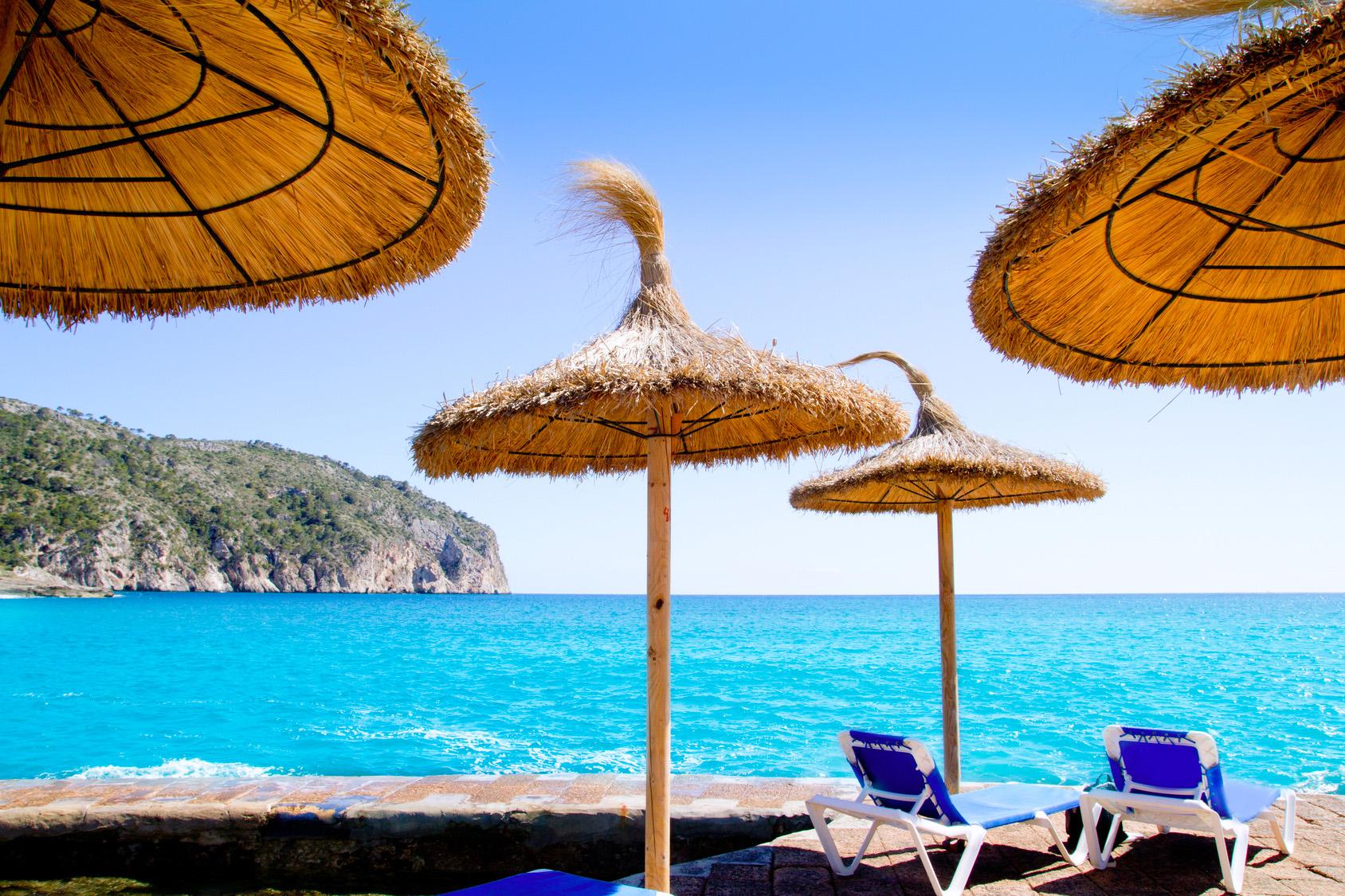 Camp de Mar in Andratx Mallorca