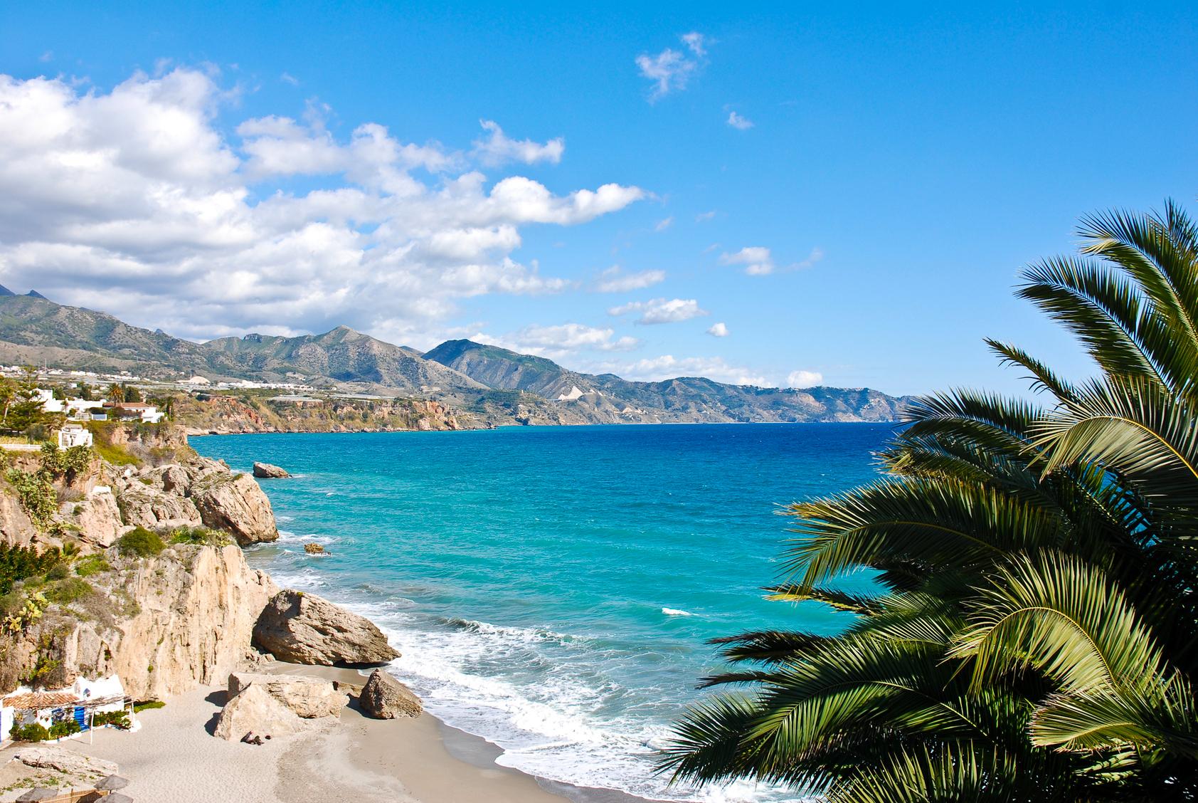 Nerja Costa del Sol Andalusien Malaga