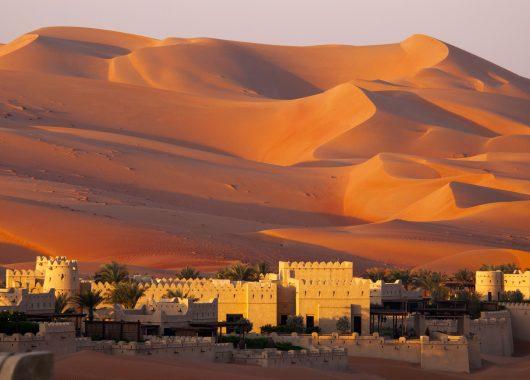 Abu Dhabi: 5 Tage im 5* Hotel inkl. Flügen, Rail & Fly, Transfers und Frühstück ab 586€