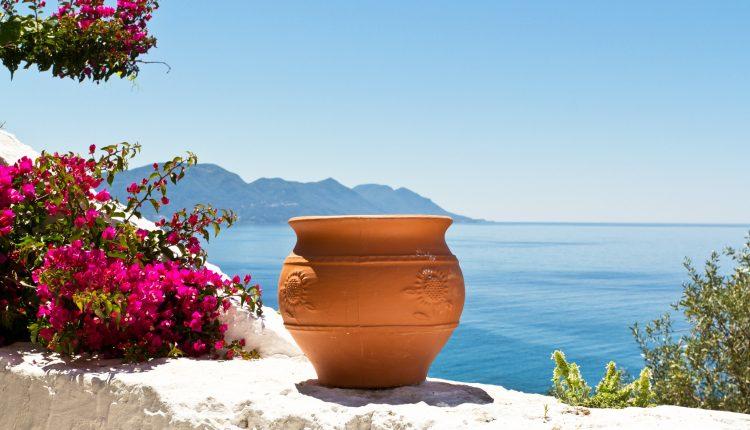 Olympische Riviera: 7 Tage im sehr guten 4*Hotel inkl. Flügen, Rail&Fly und Halbpension ab 359€