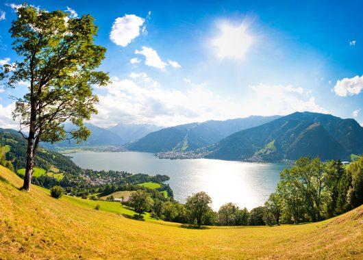 Sommer in Zell am See: 3 Tage im 3* Hotel inkl. Frühstück, 4-GängeMenü & Spa ab 119€