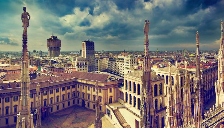 Silvester in Mailand: 3 Tage im 4* Hotel inkl. Flug und Frühstück ab 211€