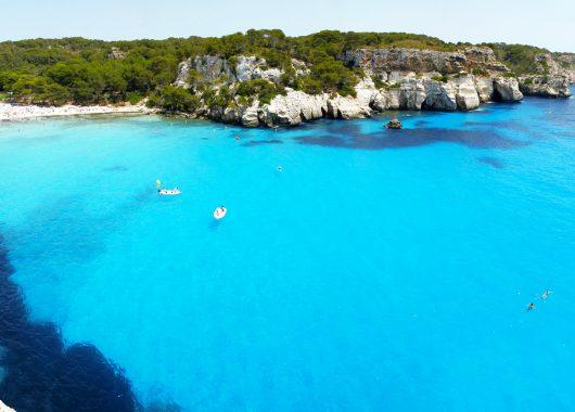 Early Bird: Eine Woche Menorca im 4* Hotel inkl. HP, Flug und Transfer ab 371€