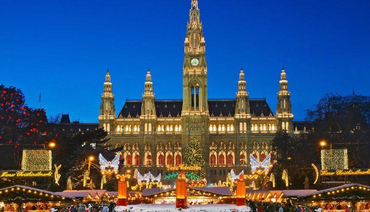 Winterzauber in Wien: 3 Tage im 3* Hotel inkl. Frühstück ab 59€ zu zweit oder 99€ für Singles