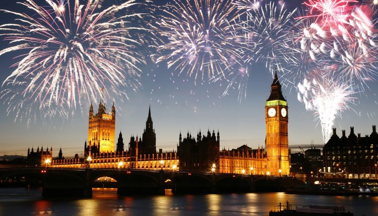 Silvester in London: 4 Tage in London im 4* Hotel inkl. Flug ab 299€ pro Person