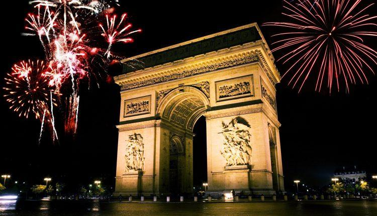 Silvester in Paris: Tagestour inklusive Hin- und Rückfahrt für 39€
