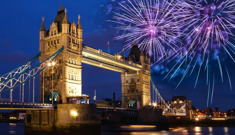 Silvester in London: 2 Nächte im 3* Hotel inkl. Flug ab 205€