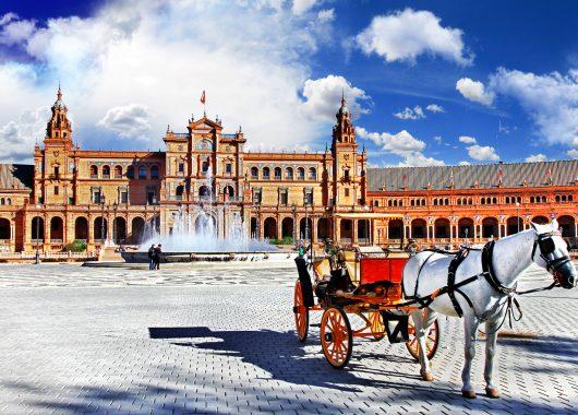 3 Tage Sevilla im tollen 4*Hotel mit Frühstück und Flügen ab 136€ pro Person