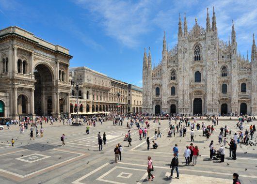 Städtetrip: 3 Tage Mailand im 4* Hotel mit Flug ab 88€