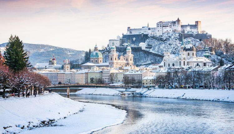 Valentinstag in Salzburg: 3 Tage im guten 4* Hotel ab 161€ inkl. Bahnfahrt