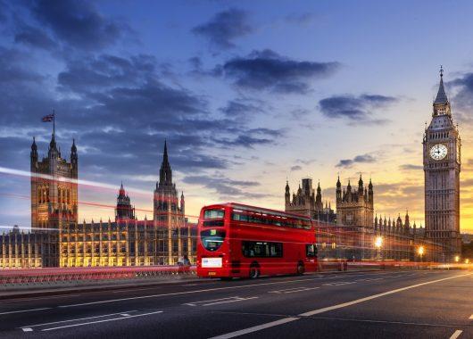 Mit dem Reisebus nach London und zurück inkl. Stadtrundfahrt für 45€